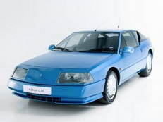 Alpine GTA I クーペ