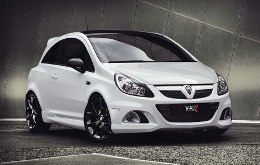 Vauxhall Corsa VXR wheels and tires specs icon