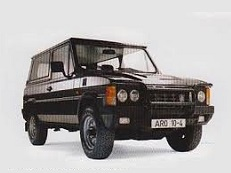 ARO 10 I Closed Off-Road Vehicle