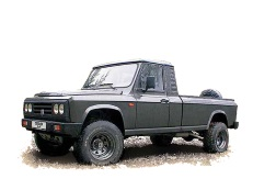 ARO 24 I (32 series) Pickup
