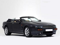 Aston Martin V8 Virage MP Volante