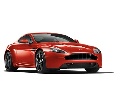 Aston Martin Vantage wheels and tires specs icon