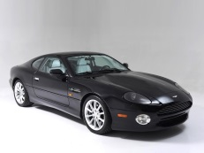 Aston Martin DB7 NP Coupe