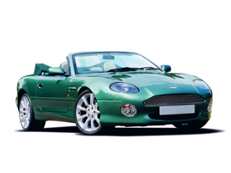 Aston Martin DB7 Vantage wheels and tires specs icon