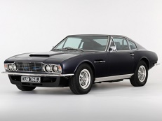 Aston Martin DBS MP Coupe