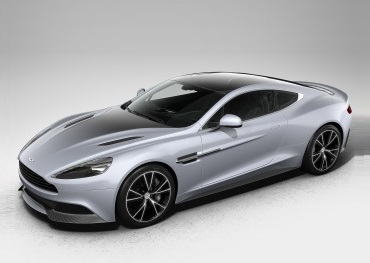 Aston Martin V12 Vanquish VH Coupe