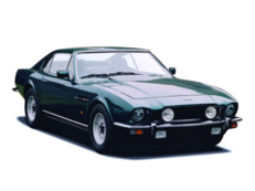 阿斯顿马丁 V8 MP Coupe