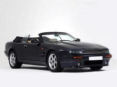 阿斯顿马丁 V8 NP Volante