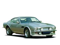 ícone de especificações de roda e pneus de Aston Martin V8 Vantage
