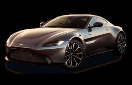 Aston Martin Vantage wheels and tires specs icon