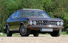 opony do Audi 100 C1 [1968 .. 1976] [EUDM] Coupe