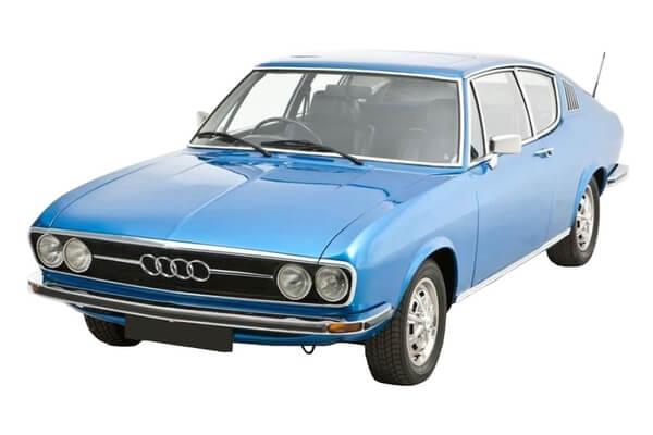 奥迪 100 C1 Coupe
