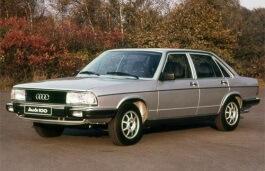 opony do Audi 100 C2 [1976 .. 1982] [EUDM] Saloon