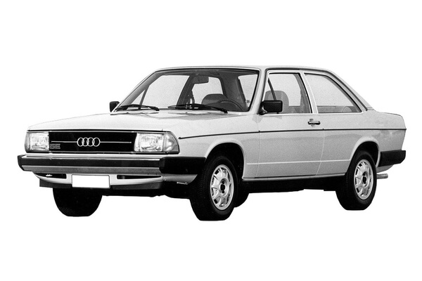 Audi 100 C2 Saloon