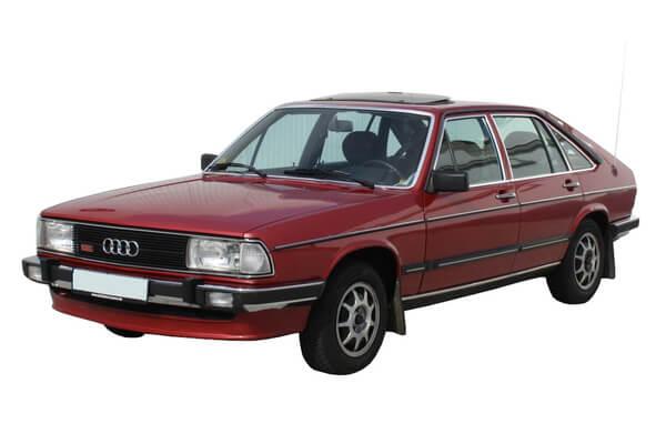 Audi 100 C2 Hatchback