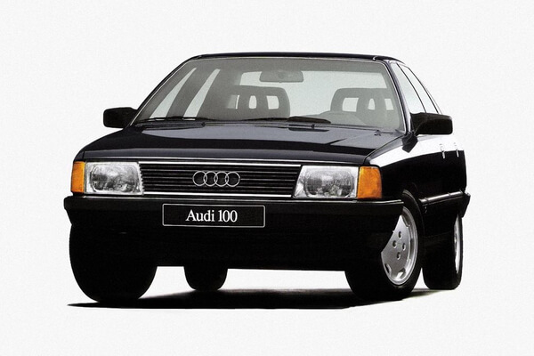 Audi 100 wheels and tires specs icon