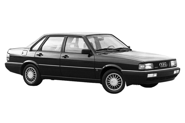 Audi 4000 B2 Facelift Berline
