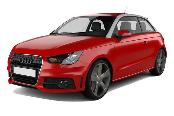 Audi A1 8X Hatchback