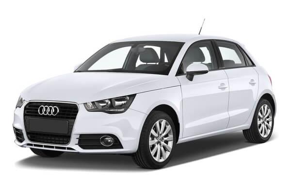Audi A1 Räder- und Reifenspezifikationensymbol