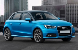 Audi A1 wheels and tires specs icon