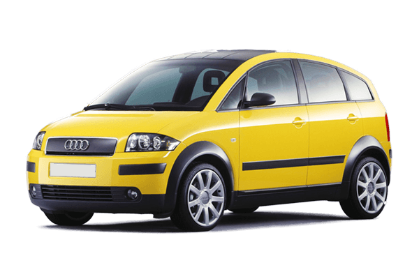 Audi A2 wheels and tires specs icon