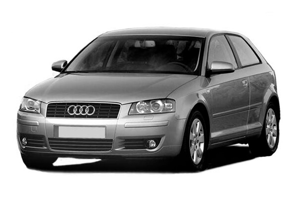 Audi A3 wheels and tires specs icon