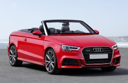 opony do Audi A3 8V Restyling [2016 .. 2020] [EUDM] Convertible, 2d