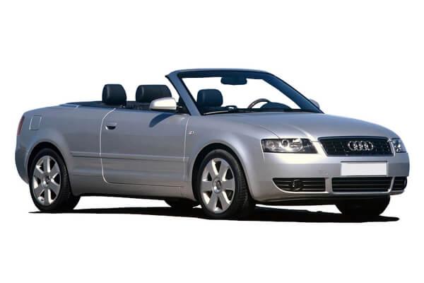 Audi A4 B6 (8H7) Convertible