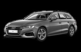 Audi A4 B9 Facelift Avant