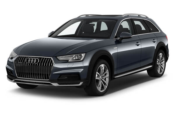 Audi A4 Allroad wheels and tires specs icon