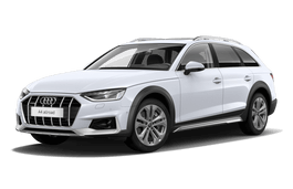 Audi A4 Allroad B9 Facelift Estate