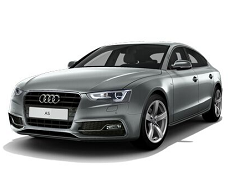 Audi A5 wheels and tires specs icon