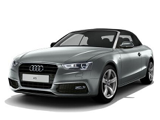 opony do Audi A5 8T/8F [2007 .. 2016] Convertible, 2d