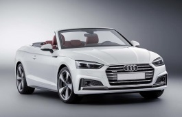 opony do Audi A5 F5 [2016 .. 2020] Convertible, 2d