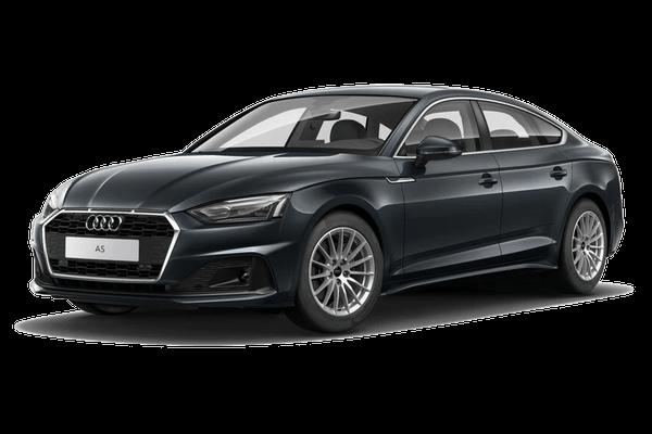 Audi A5 Räder- und Reifenspezifikationensymbol
