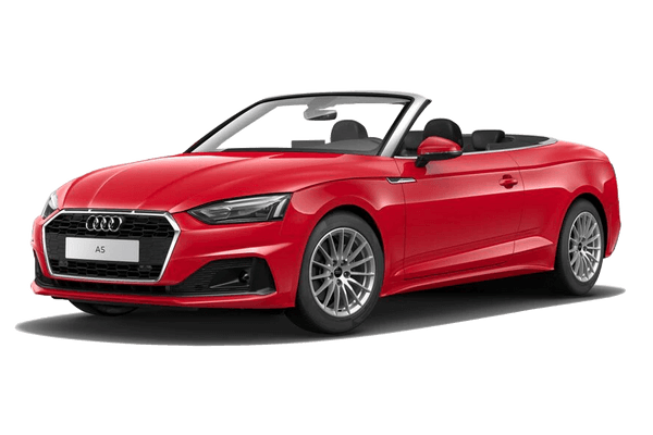奥迪 A5 F5 Facelift Convertible