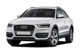 Audi Q3 wheels and tires specs icon