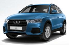 Audi Q3 8U Restyling SUV