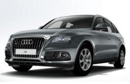 Audi Q5 wheels and tires specs icon