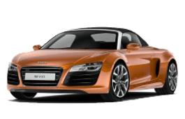 Audi R8 I Spyder