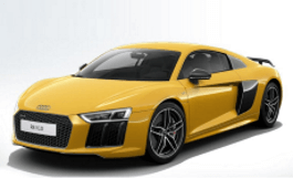 Audi R8 wheels and tires specs icon