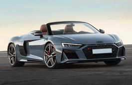 opony do Audi R8 II Facelift [2019 .. 2020] [EUDM] Spyder, 2d