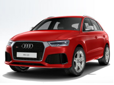 Audi RS Q3 U8 Closed Off-Road Vehicle