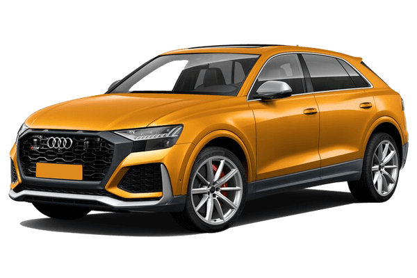 Audi RS Q8 wheels and tires specs icon