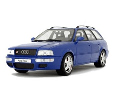 Audi RS2 wheels and tires specs icon
