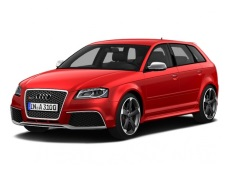 Audi RS3 wheels and tires specs icon