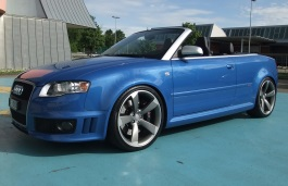 Audi RS Specs Of Wheel Sizes Tires PCD Offset And Rims Wheel - 2005 audi rs4