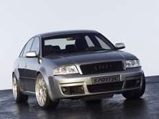 Audi RS6 C5 Saloon