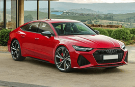 Audi RS7 wheels and tires specs icon
