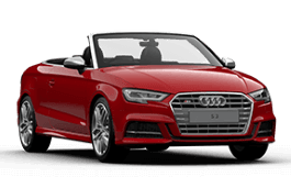 Audi S3 8V Facelift Convertible